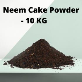Neem Cake Powder For Plants- 2 KG (NEEM POWDER)