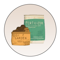 Soil & fertilizers